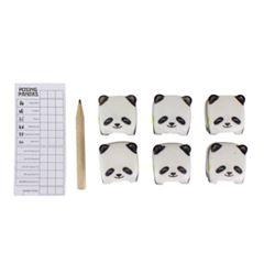 Posing Pandas Game