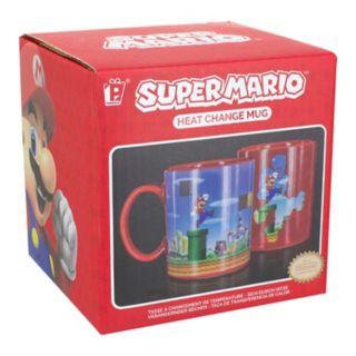 Super Mario Bros. Heat-Activated Ceramic Mug