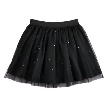 Girls 7-16 Disney D-Signed The Nutcracker and the Four Realms Rhinestone Tulle Skirt