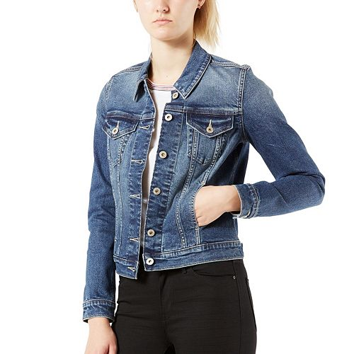 Juniors' DENIZEN from Levi's Trucker Jacket