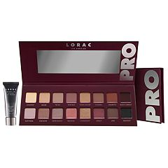 LORAC PRO Palette 4 with Mini Eye Primer