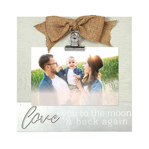 "New View ""To The Moon & Back"" 1-Clip 4"" x 6"" Frame"