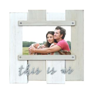 "New View ""This Is Us"" 4"" x 6"" Frame"