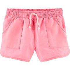 Girls 4-14 OshKosh B'gosh® Pink Dolphin Shorts