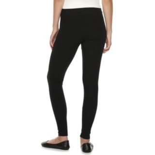 Petite SONOMA Goods for Life? Supersoft Mid-Rise Leggings