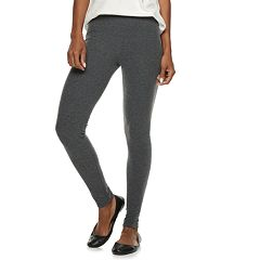 Petite SONOMA Goods for Life™ Supersoft Mid-Rise Leggings