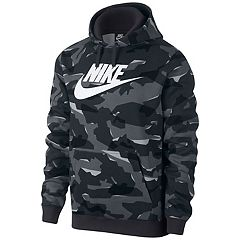 01daa165a1b7 Men s Nike Camouflage Pullover Hoodie