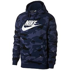 Mens Blue Nike Hoodies   Sweatshirts Tops dd33cf161