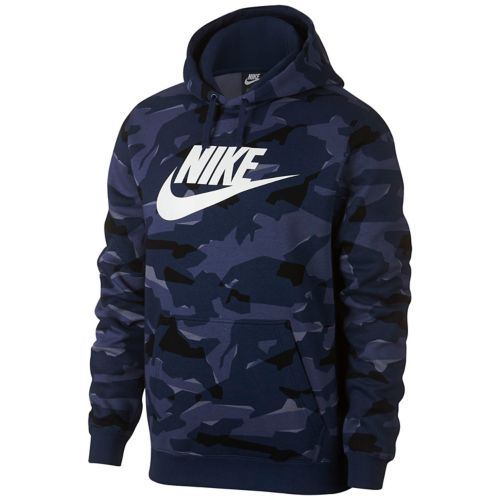 Men's Nike Camouflage Pullover Hoodie by Kohl's