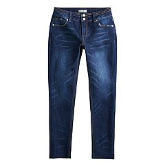 Girls 7-16 Mudd® Midrise Skinny Jeans