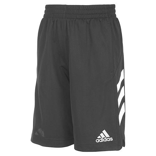 Boys 4-7x adidas Athletic Logo Shorts
