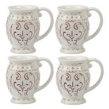 Certified International Terra Nova 4-piece Mug Set