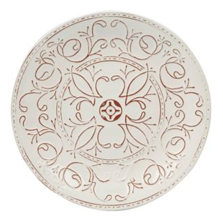 Certified International Terra Nova 13-in. Round Platter