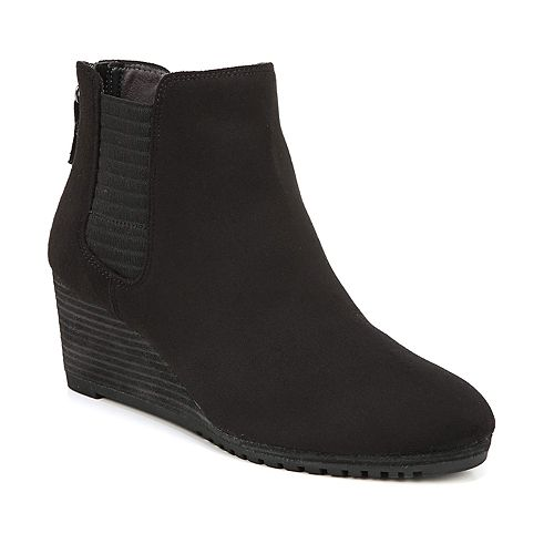 Dr. Scholl's Critic Women's Wedge Ankle Boots