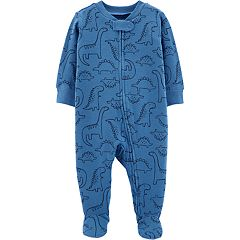Baby Boy Carter's Dinosaur Zipper Sleep & Play