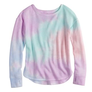 Girls 7-16 & Plus Size SO® Fleece Crew Pullover