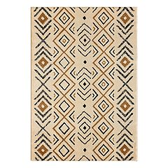 VCNY Home Yukon Tribal Geometric Rug
