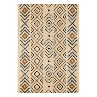 VCNY Home Yukon Tribal Geometric Rug