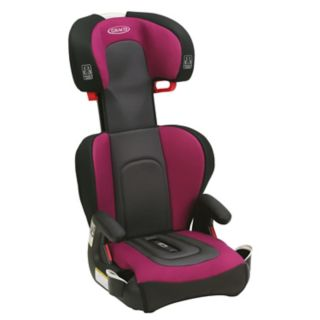 Graco TurboBooster TakeAlong Highback Booster Car Seat