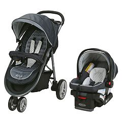 Graco Aire3 Travel System with SnugRide SnugLock 30