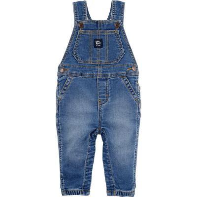 Baby Boy OshKosh B'gosh® Woven Jogger Overalls