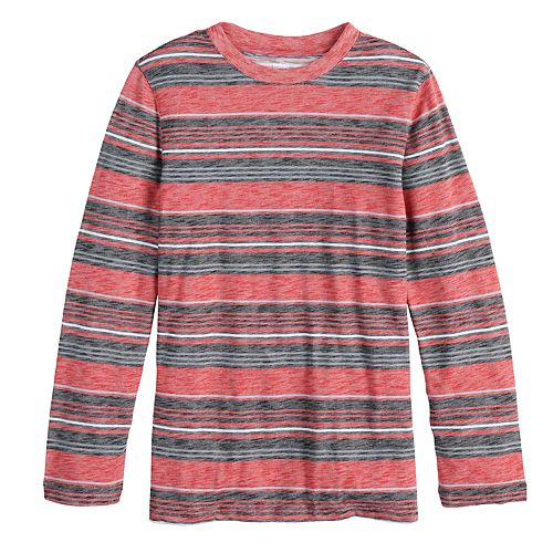 Boys 8-20 & Husky Urban Pipeline™ Striped Ultimate Tee