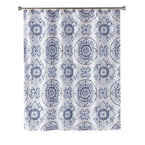 Saturday Knight, Ltd. Kali Shower Curtain