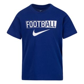 "Boys 4-7 Nike ""Football"" Graphic Tee"
