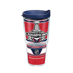 Tervis Washington Capitals 2018 Stanley Cup Champions Tumbler