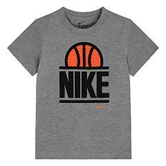 Boys 4-7 Nike Basketball Graphic Tee