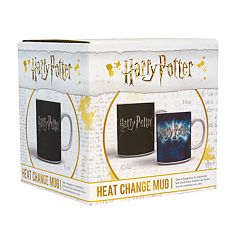 Harry Potter Heat-Activated Ceramic Mug