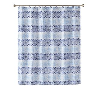 Saturday Knight, Ltd. Kali Diamonds Shower Curtain
