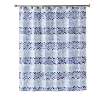 Saturday Knight, Ltd. Kali Diamonds Shower Curtain