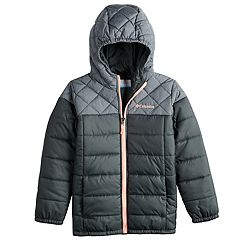 Girls 4-18 Columbia Puzzle Lake Heavyweight Puffer Jacket