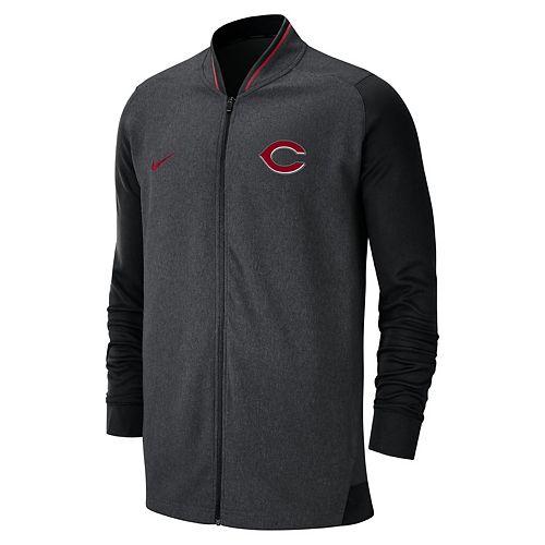 e448e52a9 Men's Nike Cincinnati Reds Dri-FIT Jacket