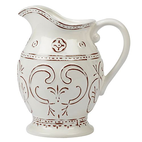 Certified International Terra Nova 80-oz. Pitcher