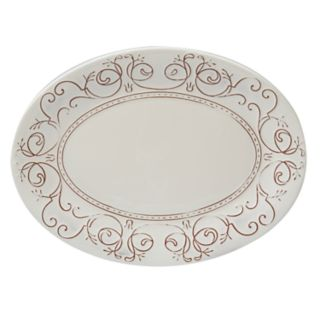 Certified International Terra Nova Oval Platter