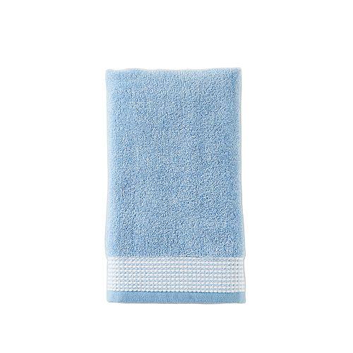 Saturday Knight, Ltd. Kali Jacquard Heathered Hand Towel