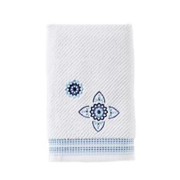 Saturday Knight, Ltd. Kali Embroidered Hand Towel