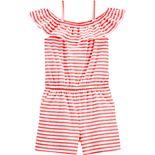 Girls 4-12 OshKosh B'gosh® Striped Romper