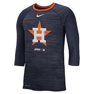 b44299cffa8fe Men s Nike Houston Astros Legend Baseball Tee. Sale