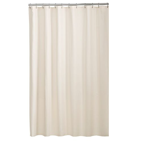 SONOMA Goods for Life™ Light Weight Fabric Shower Curtain Liner
