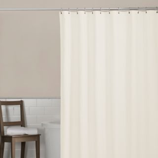 SONOMA Goods for Life? Medium Weight Fabric Shower Curtain Liner