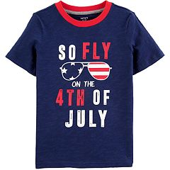 Boys 4-12 Carter's 4th of July Graphic Tee