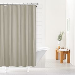 SONOMA Goods for Life™ Heavy Weight Fabric Shower Curtain Liner