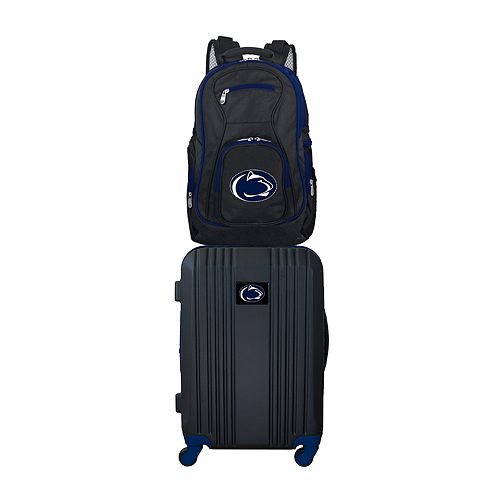 Penn State Nittany Lions Wheeled Carry-On Luggage & Backpack Set