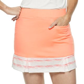 Women's Pebble Beach Print Golf Skort