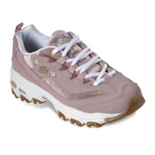 Skechers D'Lites Rose Blooms Women's Sneakers