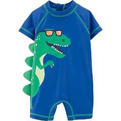Baby Boy Carter's Dinosaur One Piece Rashguard
