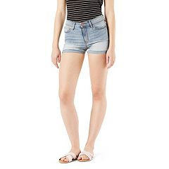Juniors' DENIZEN from Levi's High Waisted Jean Shorts